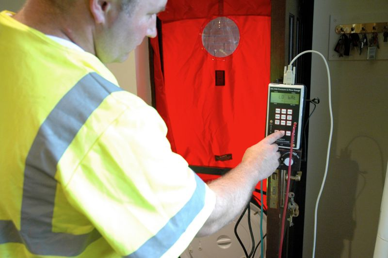Electrical Contractors vs Air Permeability